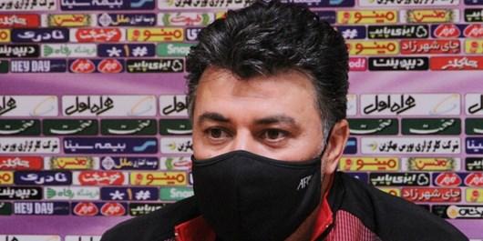 نوازی:بازی کردن مقابل فینالیست آسیا دشوار است/پنالتی هفته گذشته حقمان نبود