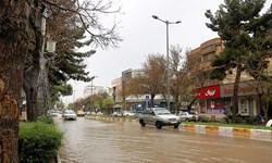 ادامه بارندگیهای تا اواخر وقت امروز/ مشکل خاصی از آبگرفتگی در کرمانشاه نداشتیم