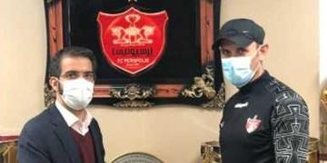 قرارداد  گلمحمدی با باشگاه پرسپولیس تمدید شد