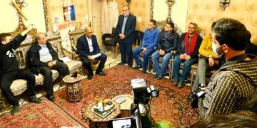 شب شعر مقاومت در خانه «نزار قبانی» با حضور شاعران ایرانی و سوری +عکس