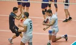 لیگ برتر والیبال| شهرداری قزوین همچنان میبازد/ پیروزی ارزشمند برای هورسان