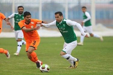 گزارش تصویری از بازی بادران تهران و خیبرخرم آباد