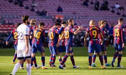 هفته یازدهم لالیگا| پیروزی پرگل بارسلونا مقابل اوساسونا