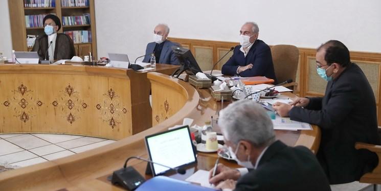 بررسی لایحه بودجه سال ۱۴۰۰ در دستور جلسه بعدازظهر دولت