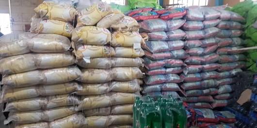 توزیع 1400 تن برنج خارجی برای بازار عید در لرستان