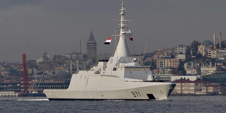 انتقاد ترکیه از رزمایش دریایی یونان، فرانسه، امارات مصر و قبرس