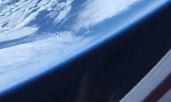 نخستین فیلم فضانورد ناسا از  زمین