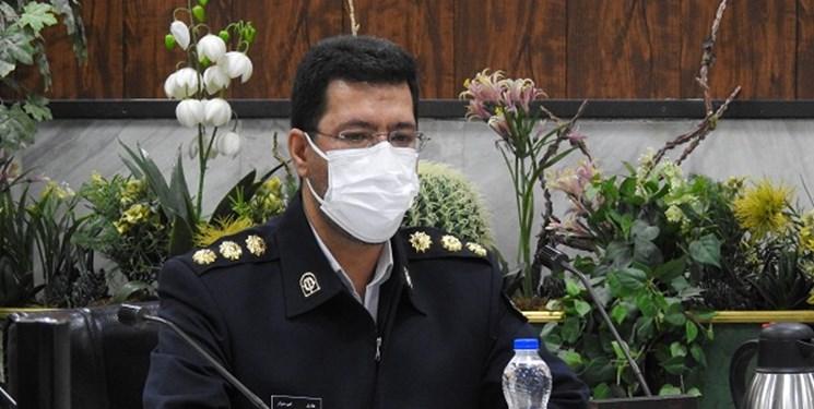 «سرهنگ امیدوار» رئیس پلیس راه شد