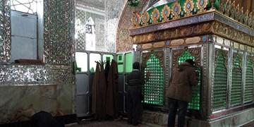 بقعه سیدمحمد (علیه السلام) زیباترین نگین در قصرالدشت شیراز