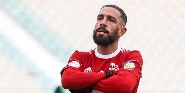 دژاگه:رقابت در لیگ ایران سختتر از اروپاست/ دوست دارم به بوندسلیگا برگردم/فوتبالم را مدیون ماگات هستم