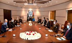 دیدار «عمران خان» با مقامات سرویس امنیت ملی پاکستان