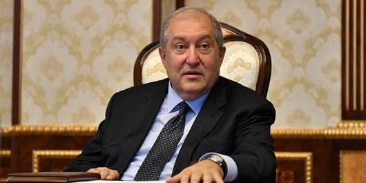 رئیس جمهور ارمنستان: ایران را شریک و دوستی قابل اعتماد میدانیم