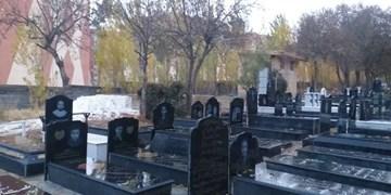 فارس من| آرامستان شهر تویسرکان جابجا می شود