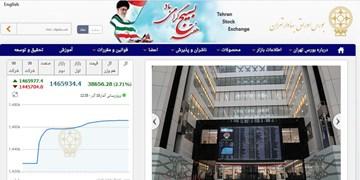 افزایش 38 هزار و 656 واحدی شاخص بورس تهران / معاملات بورس و فرابورس 24 هزار میلیارد تومانی شد