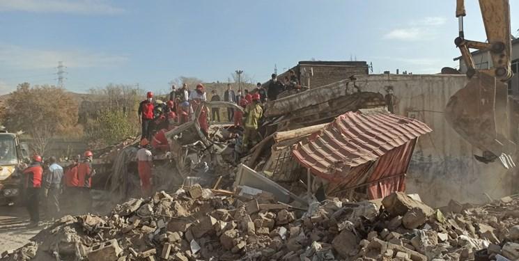 جزئیات ورود مرگبار تریلر به منزل مسکونی در پردیس/ ۵ کشته و مصدوم بر اثر ریزش آوار