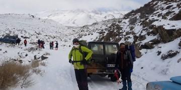 جستجوی در دماوند برای نجات کوهنورد اصفهانی ادامه دارد