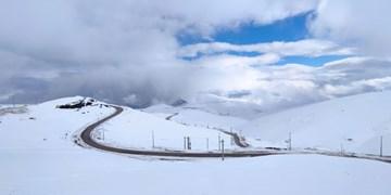 جلوههای دیدنی طبیعت زمستانی در خلخال