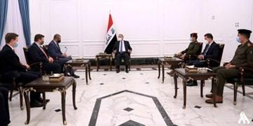 دو وزیر انگلیسی با نخستوزیر عراق دیدار و گفتوگو کردند