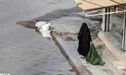 تخصیص اعتبار به خوزستان برای حل مشکل آبهای سطحی
