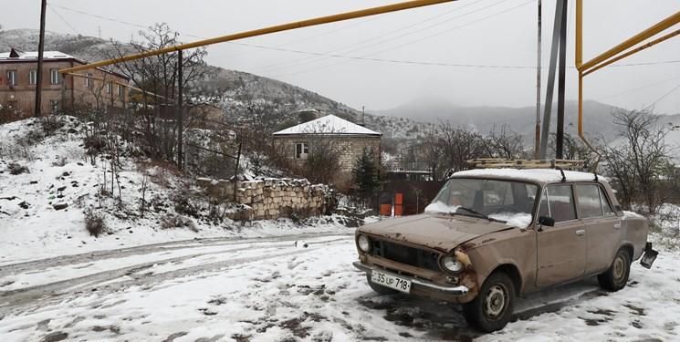 باکو ایروان را به نقض آتشبس در قره باغ متهم کرد