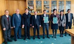 دانشگاههای تهران و تاشکند تفاهمنامه همکاری امضا کردند