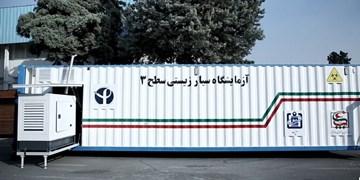 سردار جلالی: آزمایشگاه سطح سه زیستی حاصل همت و مدیریت شهید فخریزاده است