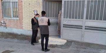 غربالگری نیمی از جمعیت استان اردبیل در طرح شهید سلیمانی/ بیماران مشکوک به کرونا تست رایگان میشوند