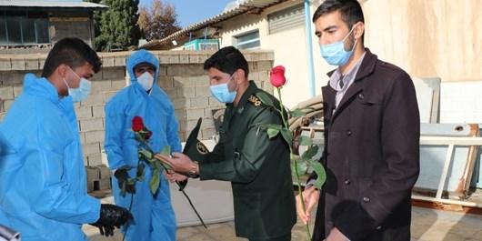قدردانی از حضور ایثارگرانه طلاب در تغسیل اموات کرونایی
