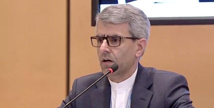 نامه ایران به مدیرکل سازمان جهانی بهداشت درباره ترور شهید فخری زاده