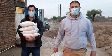 دست پر قهرمانان  جهان  برای اهالی کوره پزخانههای اطراف تهران