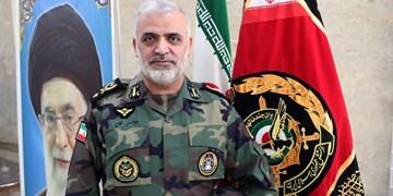 معاون هماهنگ کننده جدید نیروی زمینی ارتش منصوب شد