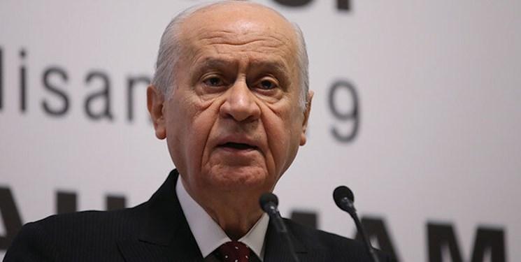 رئیس حزب جنبش ملی ترکیه: ترور فخری زاده اقدامی وحشیانه و سازمان یافته بود