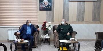 تداوم همراهی هدفمند و اثربخش بسیج با مدافعان سلامت در اجرای طرح شهید سلیمانی