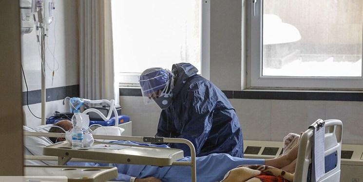 جهادي،بيمارستان،گروه،كرونا،امامزاده،حضور،بيماران،خدمت،محمد،ن ...