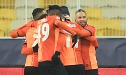لیگ قهرمانان اروپا|شکست تلخ و ناامیدکننده رئال در اوکراین/دبل شاختار مقابل تیم زیدان