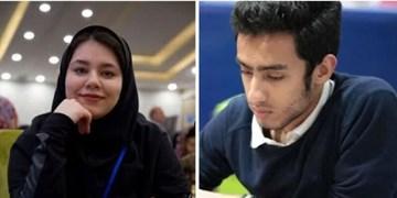 ۲ شطرنجباز خراسان رضوی قهرمان مسابقات دانشجویان کشور شدند