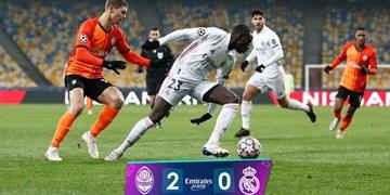فیلم/خلاصه بازی شاختار دونتسک 2 - رئال مادرید صفر