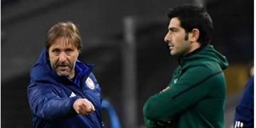 مربی المپیاکوس:می توانستیم مجوز صعود به لیگ اروپا بگیریم