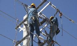 برگزارى مانور عملیات جهادى برق در لامرد