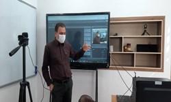 تدریس خلاقانه آقامعلم سیرجانی با جذب هزار دانشآموز+فیلم