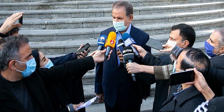 جهانگیری: بعد از جلسه دولتیها با فعالان حقوقی، بورس رشد داشته است