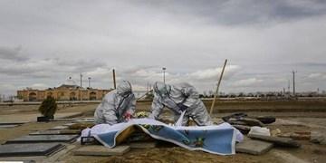 دفن اموات کرونایی در روستاها، آبهای زیر زمینی مهریز  را آلوده میکند