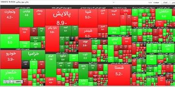 مرز حمایت و مقاومت شاخص بورس کجاست؟/ سهامداران منتظر رشد سریع شاخص نباشند