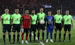 اعلام اسامی داوران هفته پنجم لیگ برتر فوتبال