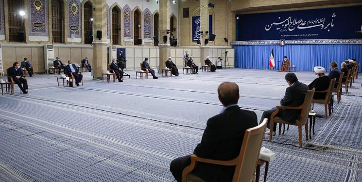 روایتی از جلسه شورایعالی هماهنگی اقتصادی در حضور رهبر معظّم انقلاب