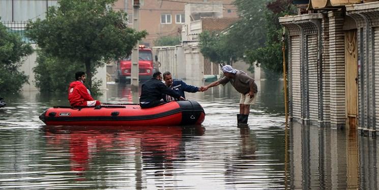 اعطای تسهیلات به آسیبدیدگان بارندگیهای اخیر خوزستان