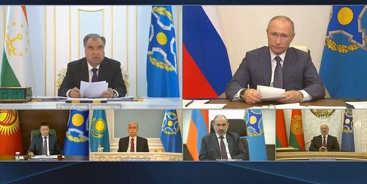 تاکید تاجیکستان بر لزوم تقویت حفاظت مرزهای جنوبی پیمان امنیت جمعی