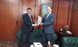 روابط بین پارلمانی محور دیدار مقامات قرقیزستان و پاکستان