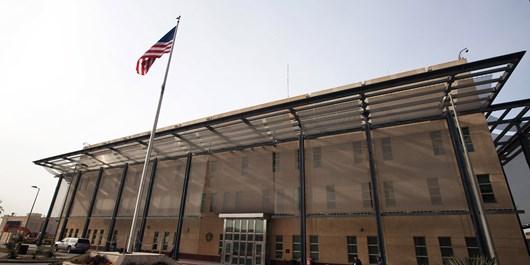 تهیه فهرستی از فرماندهان الحشد الشعبی در سفارت آمریکا در بغداد