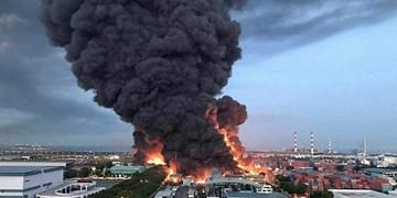 انفجار در  شهر «بریستول» انگلیس چند زخمی برجای گذاشت